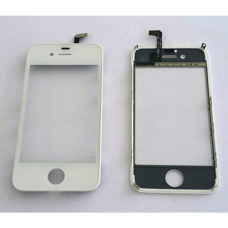 TOUCH SCREEN E FRAME IPHONE 4S BIANCO