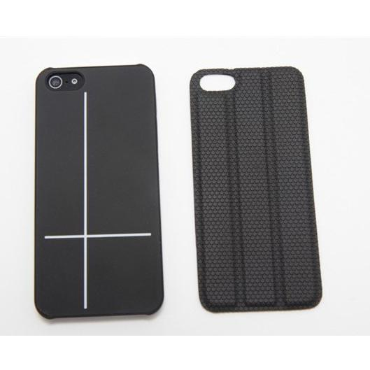 Mini Smart Cover Iphone 5 Nera