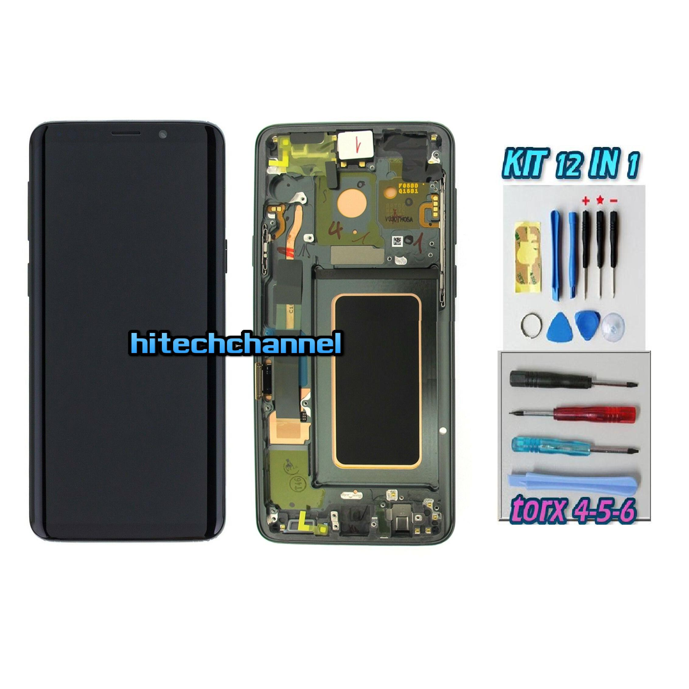 Display s9 plus g965 SERVICE PACK