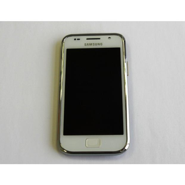 DISPLAY I9000 TOUCH SCREEN FRONT COVER FRAME BIANCO