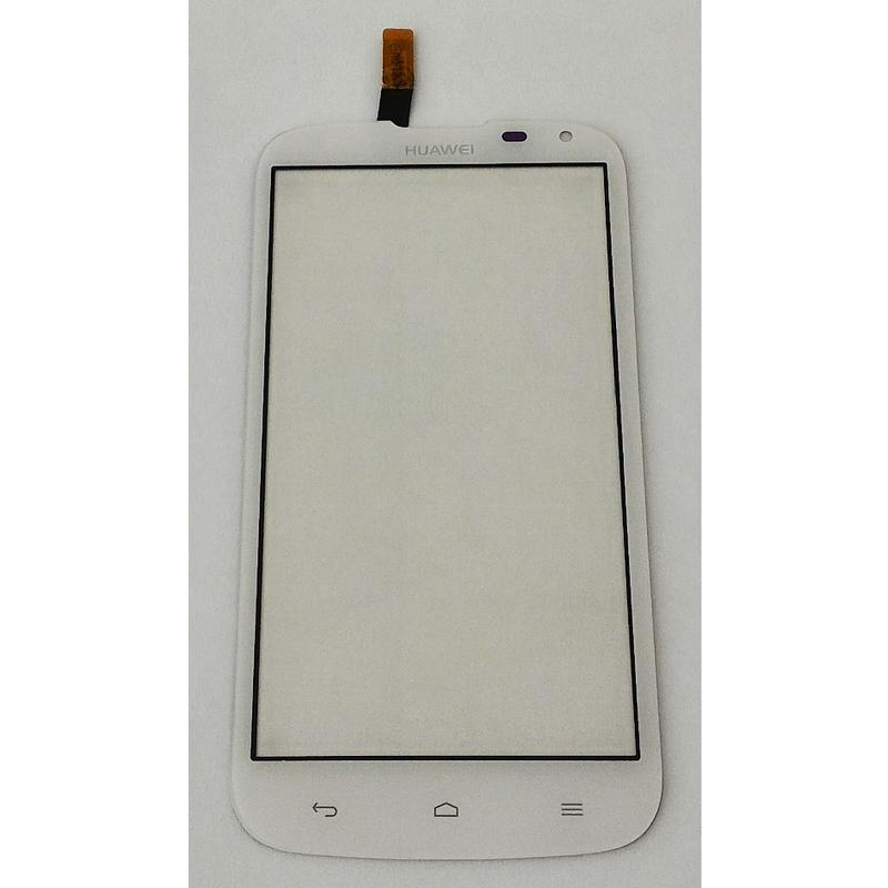 Touch Screen Bianco Huawei Ascend G610 G610S U15 U20  Vetro Adesivo Incluso