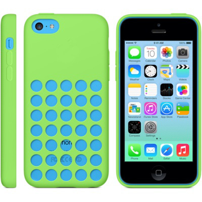 Custodie iPhone 5C