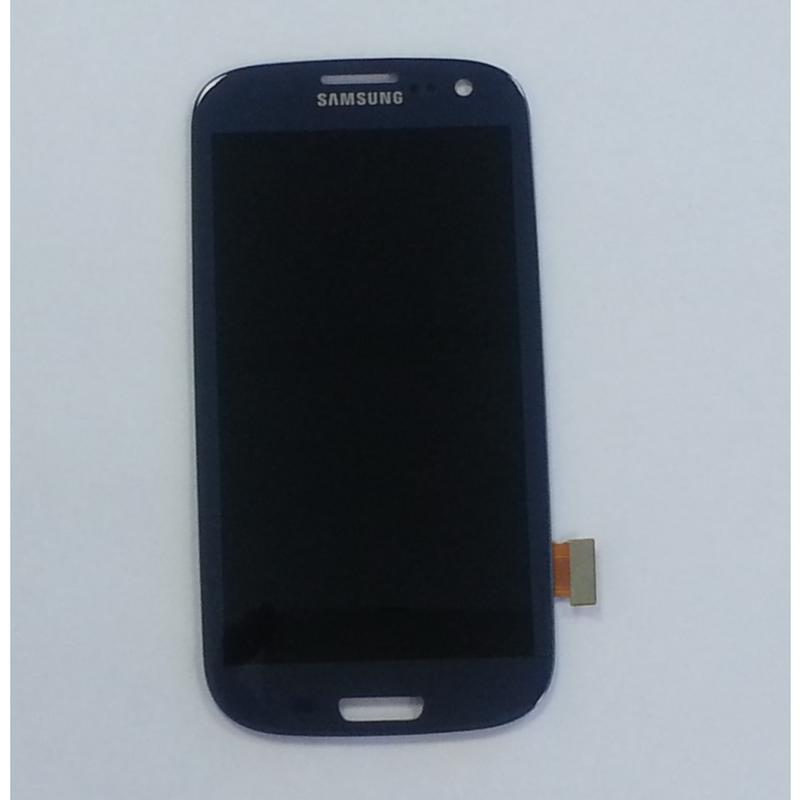 Display e Touch Screen Blu  i9300 I9305 i9301 Kit Smontaggio 12 in 1  S3 Neo Galaxy S3 S3 LTE