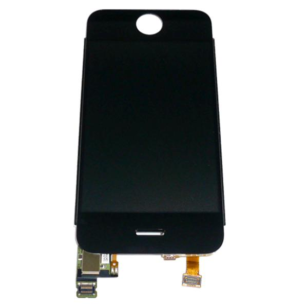 IPHONE 2G LCD DISPLAY+ TOUCH SCREEN CON FRAME DI RICAMBIO