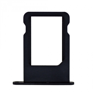 Sim Tray Nero per Iphone 5
