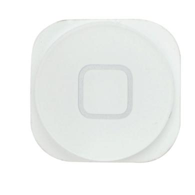 Tasto Home iPod Touch 5 Bianco