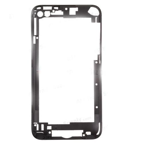 Frame Cover Posteriore iPod Touch 4 Nero
