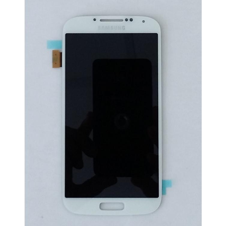 Display LCD e Touch Screen i9500 i9505 Galaxy S4 Bianco