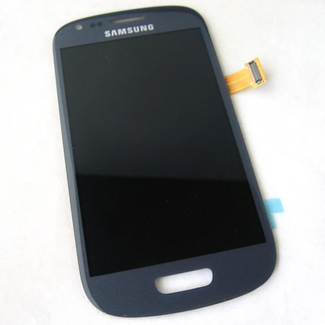 Display e Touch Screen  Blu Samsung i8190  i8200 Kit 12 in 1 Smontaggio Biadesivo Galaxy S3 Mini