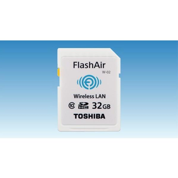 Toshiba SD HC Wireless Flash Air 32 GB