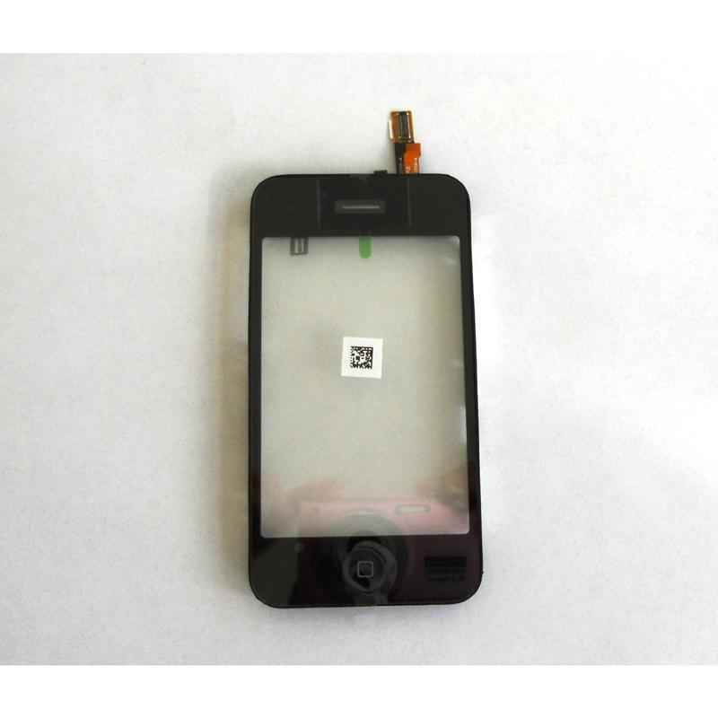 TOUCH SCREEN + FRAME IPHONE 3GS BLACK