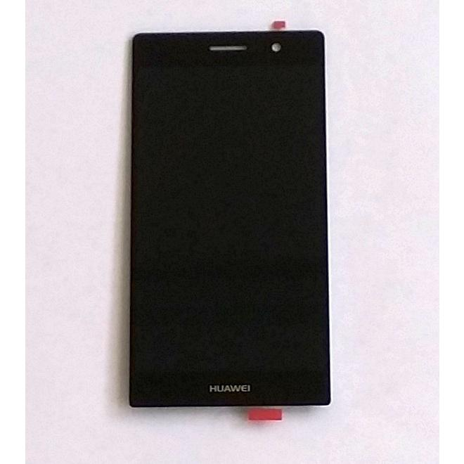 Huawei Ascend P7 LCD Display Touch Screen Nero    + Biadesivo