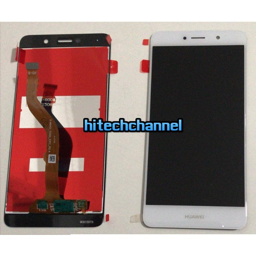 Touch screen display lcd HUAWEI NOVA LITE PLUS TRT-LX1 BIANCO assemblato + kit 9 in 1+biadesivo