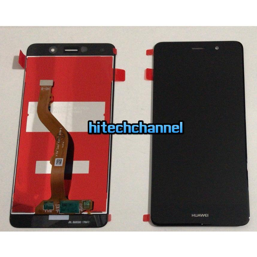 Touch screen display lcd HUAWEI NOVA LITE PLUS TRT-LX1 NERO assemblato + kit 9 in 1+biadesivo