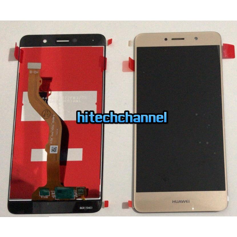 Touch screen display lcd HUAWEI NOVA LITE PLUS TRT-LX1 ORO GOLD assemblato + kit 9 in 1+biadesivo
