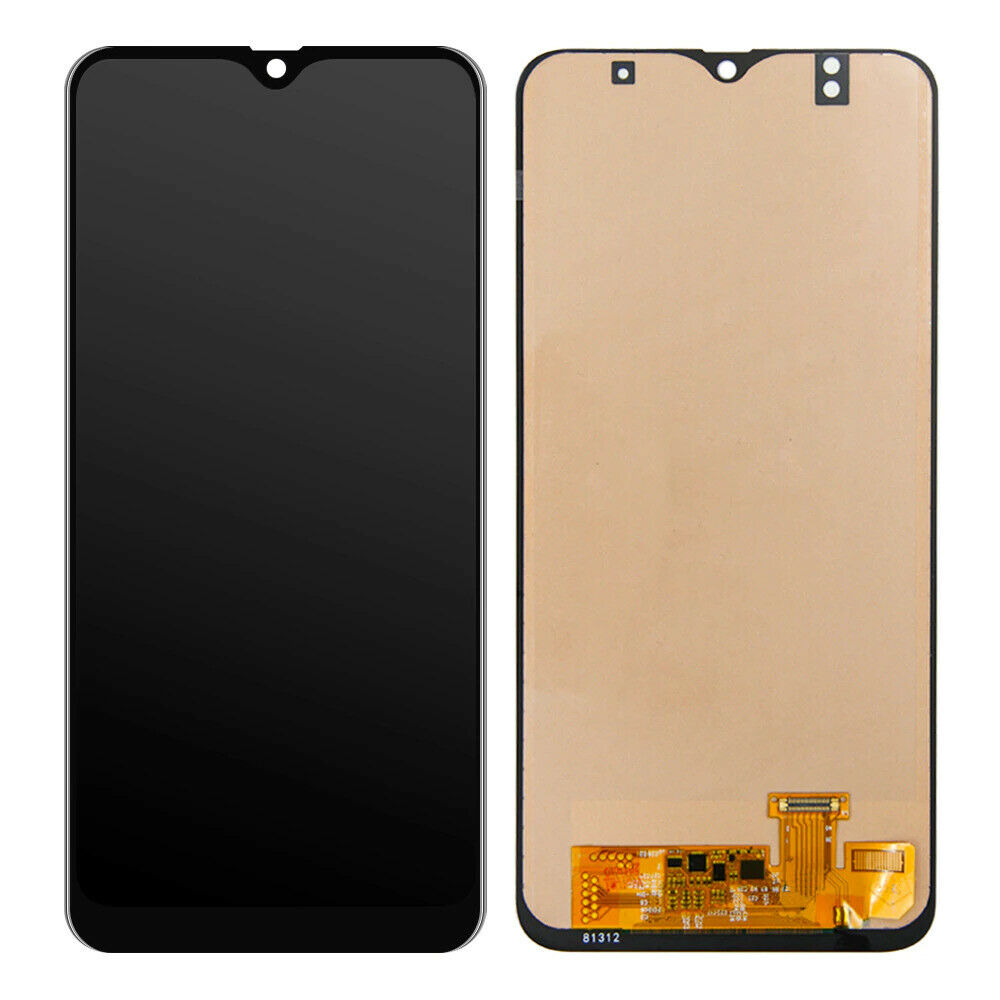 Touch Screen Display LCD per Samsung Galaxy A30 SM-A305F +kit smontaggio biadesivo e colla b7000