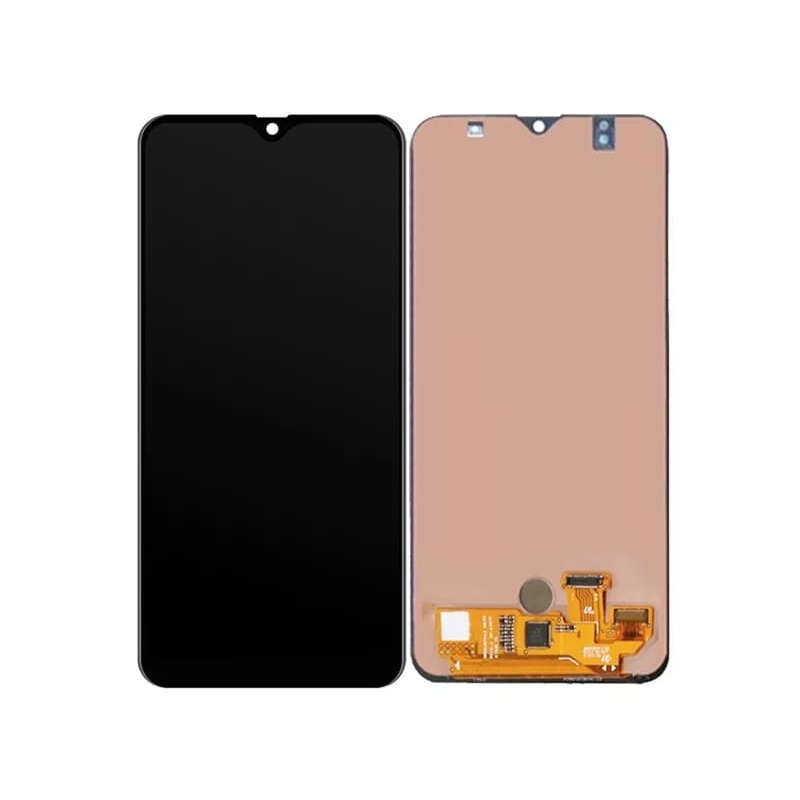 Touch Screen Display LCD per Samsung Galaxy A30S A307 SM-A307FN/DS +kit smontaggio biadesivo e colla b7000