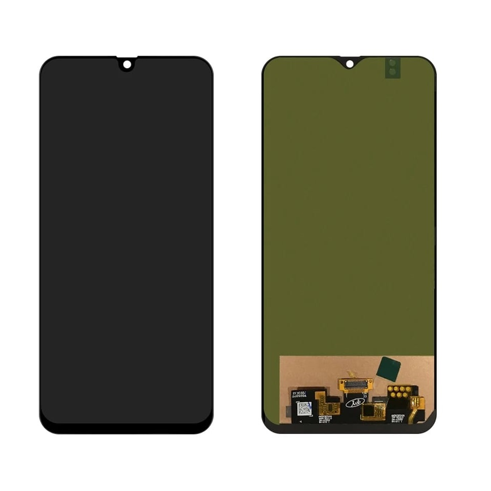 Touch Screen Display LCD per Samsung Galaxy A40S SM-A407 SM-A407F+kit smontaggio biadesivo e colla b7000