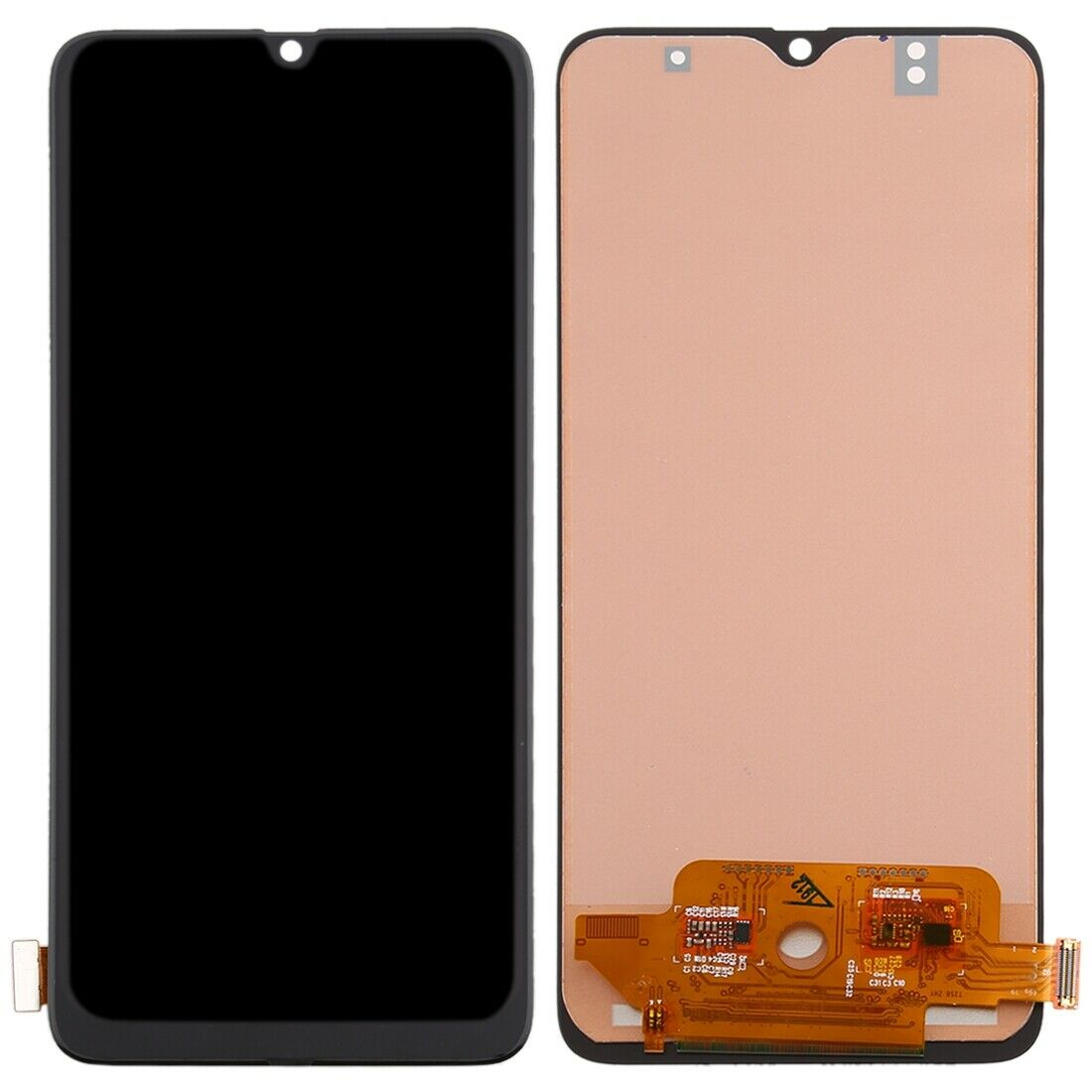 Touch Screen Display LCD per Samsung Galaxy A70 SM-A705 SM-A705F +kit smontaggio biadesivo e colla b7000