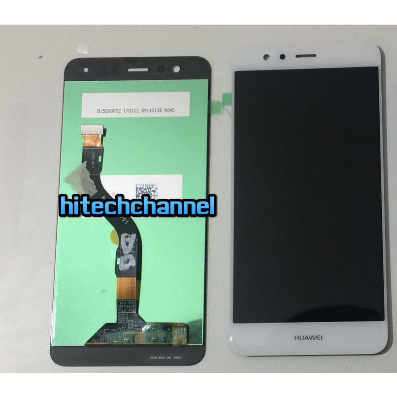 TOUCH SCREEN LCD DISPLAY HUAWEI ASCEND P10 LITE bianco originale+BIADESIVO