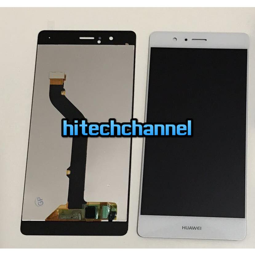 Touch Screen LCD Display Huawei Ascend P9 Lite BIANCO +  Biadesivo