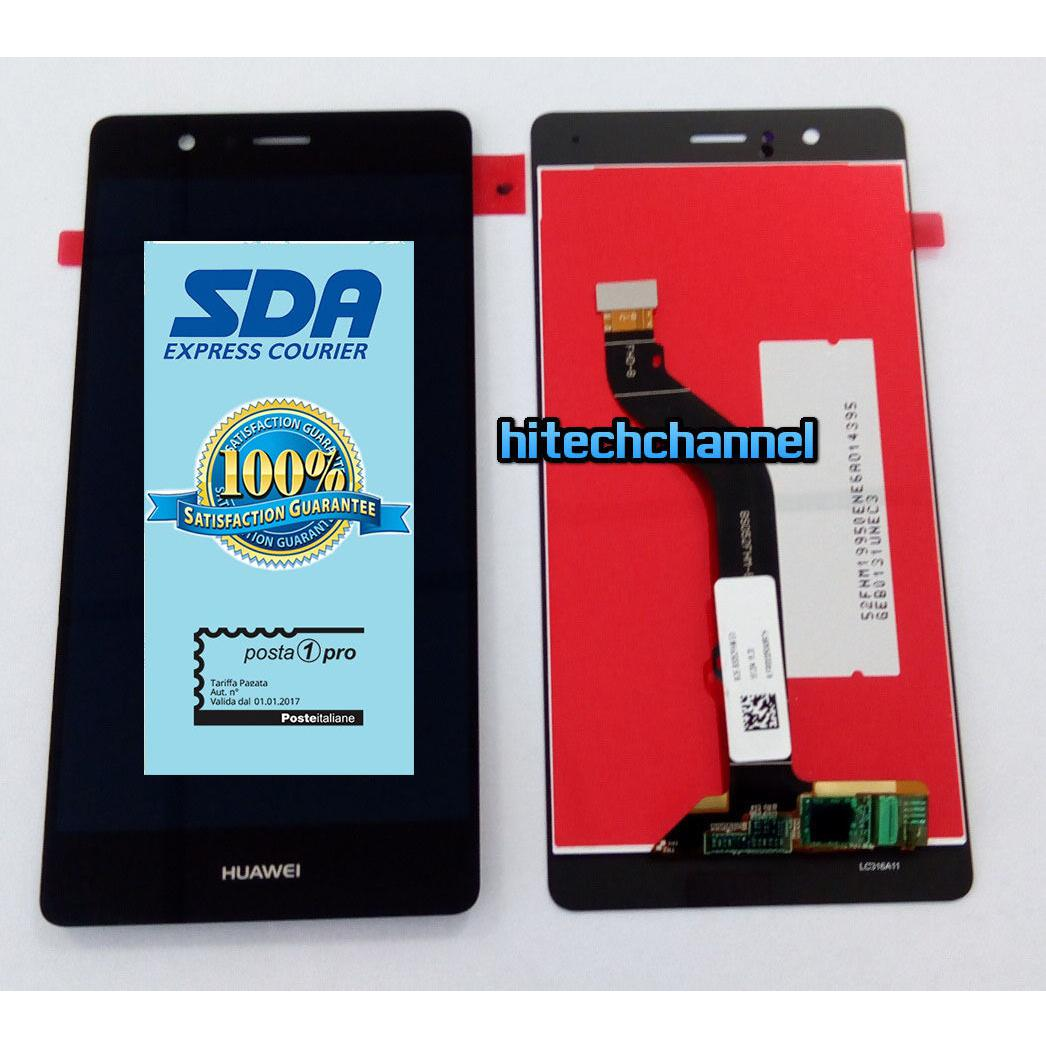 Touch Screen LCD Display Huawei Ascend P9 Lite NERO  + Biadesivo