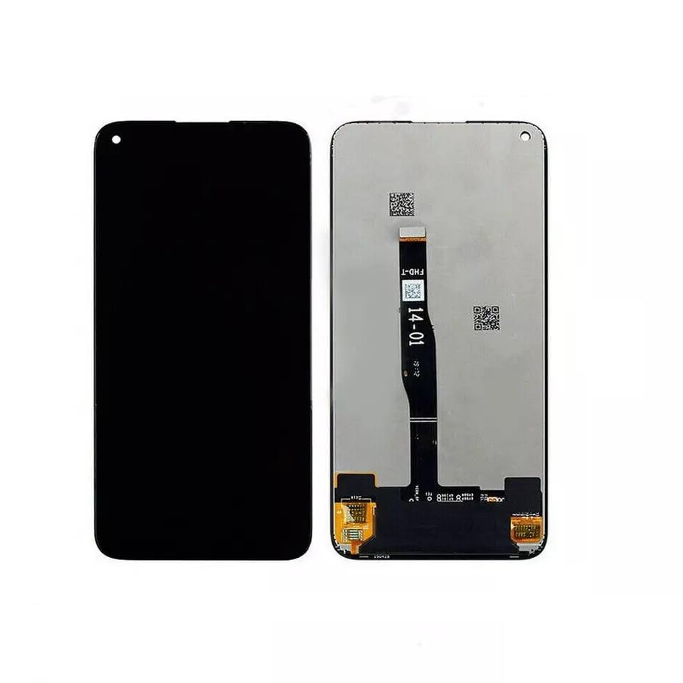 Touch screen lcd display nero per huawei MATE 30 LITE NOVA 5I PRO SPN-AL00 TL00+kit biadesivo e colla b7000