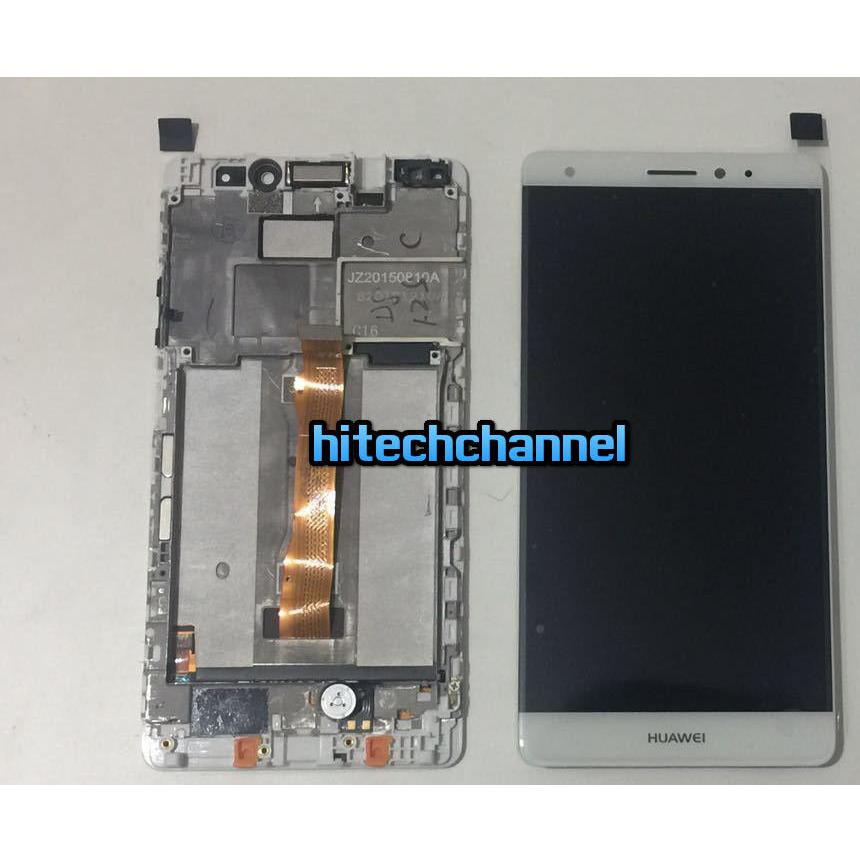 TOUCH SCREEN LCD frame DISPLAY BIANCO HUAWEI MATE S CRR-L09 CRR-UL00 CRR-UL20 +BIADES