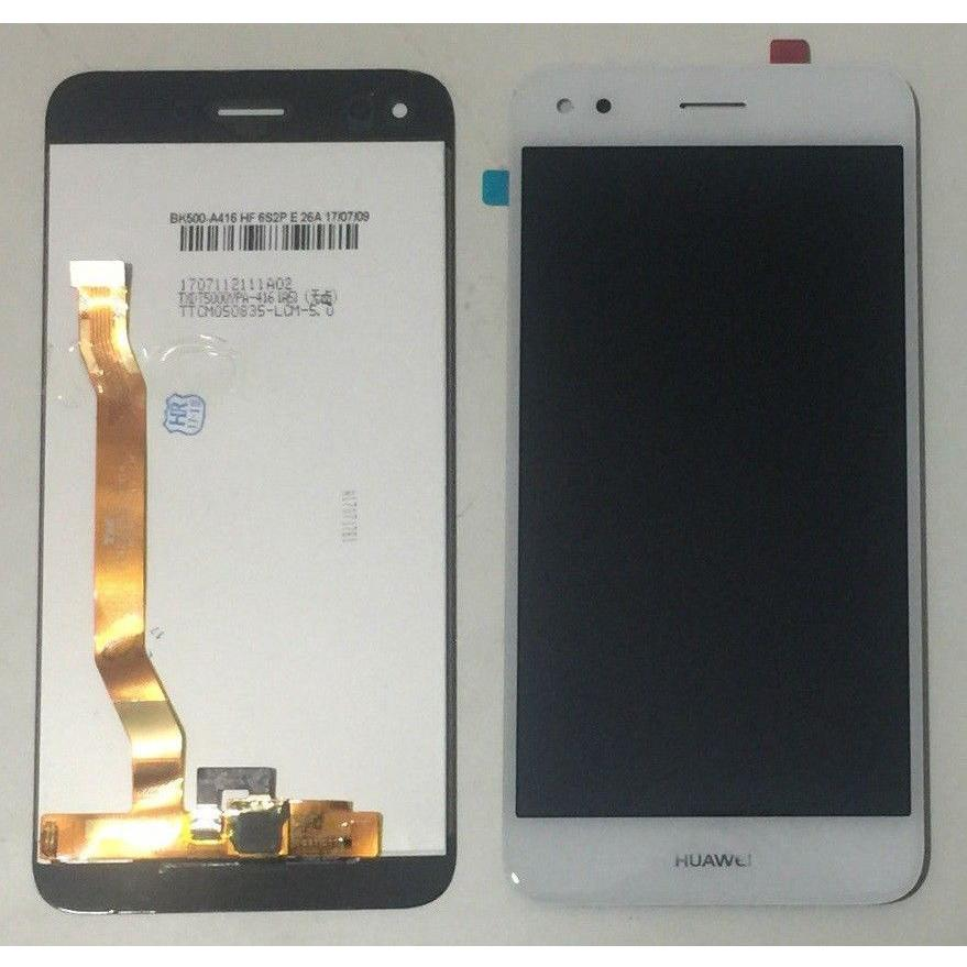 TOUCH SCREEN VETRO LCD DISPLAY BIANCO Huawei Y6 Pro 2017 SLA-L02 L22 TL00 Enjoy 7 +kit+ biadesivo