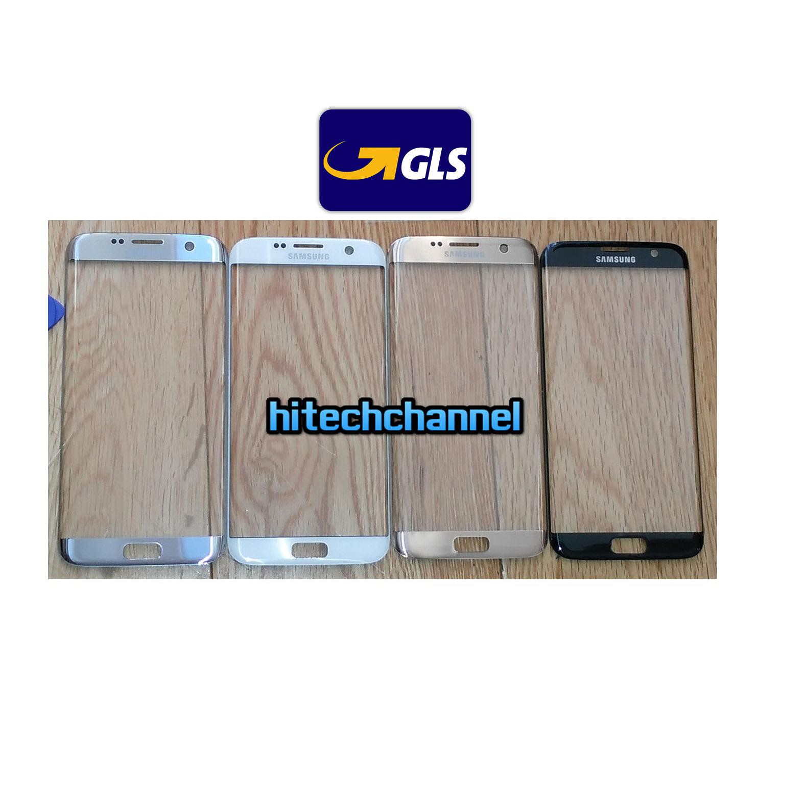 vetro glass per touch screen SAMSUNG GALAXY S7 EDGE G935 G935F
